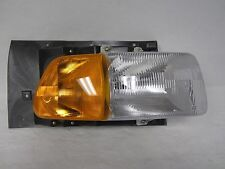 FORD HN80 & STERLING TRUCK RH LEXAN HEADLAMP ASSEMBLY WITH TURN SIGNAL