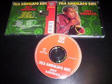 Fela Anikulapo Kuti – Buy America CD Movieplay Gold – MPG 74036
