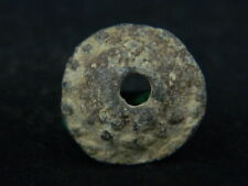 Ancient Lead Bead/Pendant Isalmic 1000 AD #BR6720