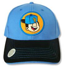 R Truth WWE Baseball Cap Hat Blue Little Jimmy Logo Authentic new
