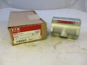 """QTY 1 CROUSE HINDS EYSR3 1"""" EXPLOSION PROOF RETROFIT SEALING FITTING"""