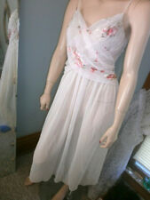 """BLANCHE DREAMY CHIFFON NIGHTIE & MATCHING COVER-UP  34"""" BUST"""