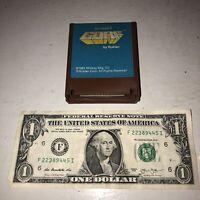 GORF Video Game Cartridge FOR ATARI 400/800 Vintage Computer Software