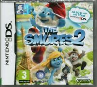 DS, 2DS & 3DS - The Smurfs  **New & Sealed** Official UK Stock