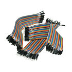 120x 11cm Dupont Wire Male to Male+Male to Female +Female to Female Jumper Cable