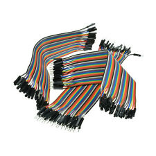 120Pcs 20cm Male to Female Dupont Wire Jumper Cable Set for Arduino Breadboard