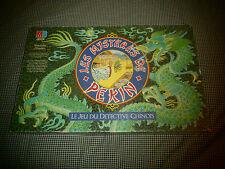 Jeu de société LES MYSTERES DE PEKIN 1993