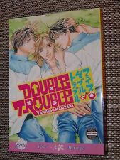 Double Trouble Yaoi Manga - Takashi Kanzaki 2009 June 1st - Like NEW