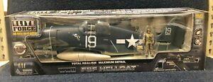 BBI Elite Force WWII F6F Hellcat 1/18 No 021725