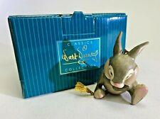 WDCC Bambi Thumper Laugh Ornament Walt Disney Classics Collection 1028792 DS68