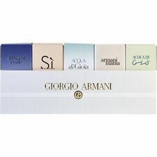 Giorgio Armani Travel Exclusive Mini Gift Set for Women 5 Pieces