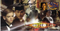Doctor Who Signed Stamp Cover The Family Of Blood TOM SANGSTER