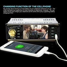 4.1 HD Bluetooth Radio De Coche Audio Estéreo MP5 Reproductor de FM/USB