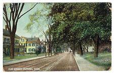 Putman Connecticut Elm Street posted 1912