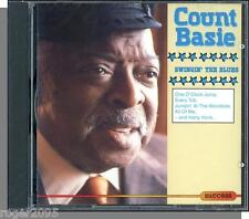 Count Basie - Swingin' The Blues (1993) - New 16 Song Jazz CD! Import!
