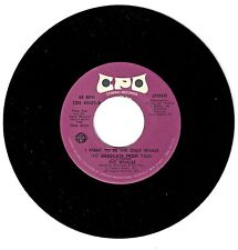The Whales 1975 Cenpro 45rpm The Only Whale To Graduate From Yale / Do The Whale