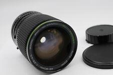 Hannimex Mc Auto Zoom 28-80mm f3.5-4.5 Macro - Canon Fd Mount