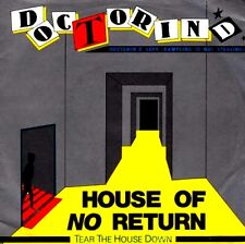"""12"""" - DOCTORIN' D - HOUSE OF NO RETURN (HOUSE) NUEVO - NEW, STOCK STORE"""