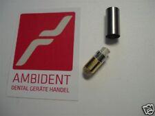 LED statt Hochdrucklampe für KaVo/MK-Dent Kupplung