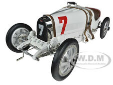 BUGATTI T 35 TYPE 35 GRAND PRIX NATIONAL COLOR PROJECT POLAND 1/18 CMC 100 B003