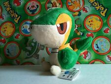Pokemon Plush Snivy UFO 2011 Banpresto doll stuffed toy figure US Seller servine