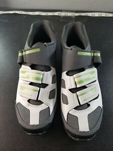 Pearl Izumi Interface Cycling Shoes Women EUR 40 Women's All-Road v4  WHITE/SHAD