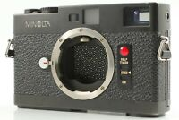 [ EXCELLENT5 ] Minolta CLE 35mm Rangefinder Film Camera Body from Japan