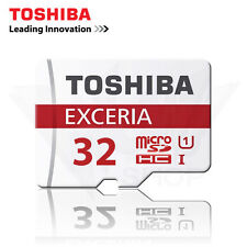 Toshiba 32GB Exceria micro SD HC Card UHS-I microSD TF Card Class 10 U1 48mb/s