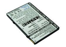 3.7V battery for i-mate P306, P306, JAMA 201, XDRDG08001 Li-ion NEW