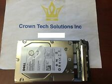 "Dell 0W347K W347K W348K 600GB 6G 15K 3.5"" SAS NEW Hard Drive W/ Tray"