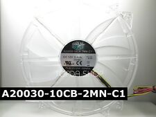 Cooler Master A20030-10CB-2MN-C1 cooling fan DC12V 0.40A 20CM 20030 2wire