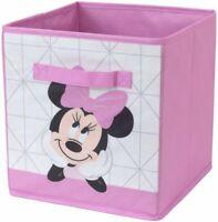 Disney Minnie Mouse Collapsible Storage Bin