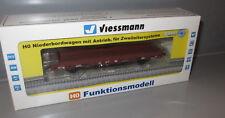 Viessmann h0 2310 baja bordo carro con propulsión/motor _ Digital Sound