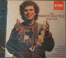 Rare EMI Simon Rattle Collection 30 Tracks CD MINT 1993 on Emi Classics!!
