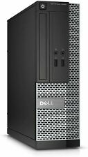 Dell Optiplex 3020 SFF Intel Quad Core i5-4590 3.30GHz 8GB 500GB Win 10 Pro