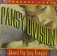 Pansy Division - Absurd Pop Song Romance - Pansy Division CD EUVG FREE Shipping