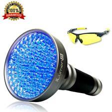 iLumen8 UV Flashlight Black Light EXTRA BRIGHT 100 LED Find Pet Urine Scorpion