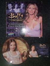 More details for buffy the vampire slayer collectable plate