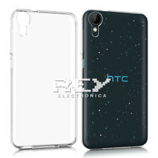 Funda Silicona para HTC DESIRE 825 Carcasa Transparente Protector s393