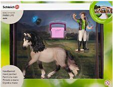 Schleich 42270    Pferdepflegeset ANDALUSIER   !  Neu !