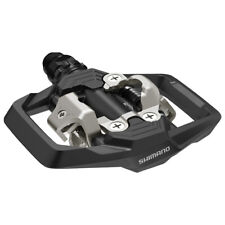2020 Shimano PD-ME700 SPD Trail MTB Clipless Pedals w/ Cleats SM-SH51 - Black