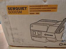 Reliable Sewquiet 6000sm Brushless 12 Coil Dc 550w Servomotor D12