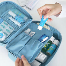 Travel Cosmetic Makeup Toiletry Case Bag Wash Organizer Storage Pouch Handbag Y2