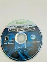 Microsoft OG Xbox Disc Only Tested Need For Speed Underground Ships Fast