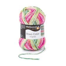 BRAVO COLOR von Schachenmayr - Farbe 02123 - 50 g / ca. 133 m Wolle