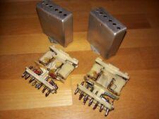2 x Filter für AM-Bereich aus Saba Freudenstadt 8 Röhrenradio
