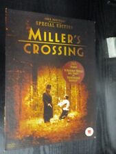 ***Miller's Crossing [1990] [DVD] [REGION 2]*** FREE P&P