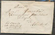 BRIEF GORINCHEM DEN 12 FEBR 1783 - ALMKERK, GESCHREVEN 'BIJ OCCASIE NA ALM-ZH358