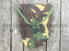 DUTCH ARMY ENTRENCHING TOOL COVER CAMO - ALICE Webbing Pouch Shovel Sheath Case