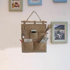 Multi-Pocket Travel Storage Bag Hanger Convenient Design Home Organizer Holder